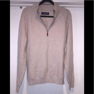 Tommy Bahama 1/4 Zip Sweater Men's Large